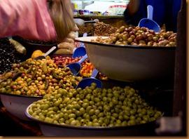 Fes, olives