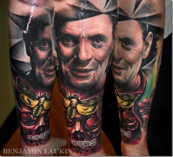 Tatuagem por Benjamin Laukis (1)