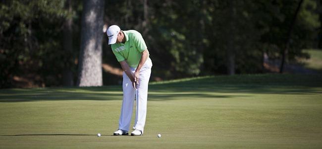Sergio Garcia at 2011 US Open-3