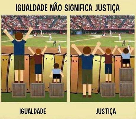 z igualdade e justiça