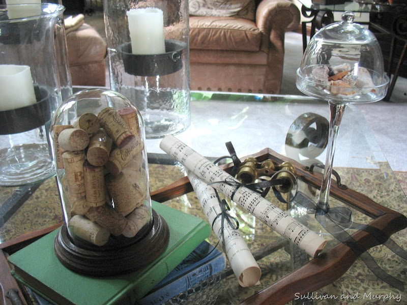 corks and shells