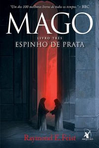 Mago: Espinho de Prata, por Raymond E. Feist