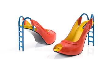 Туфли для детской площадки