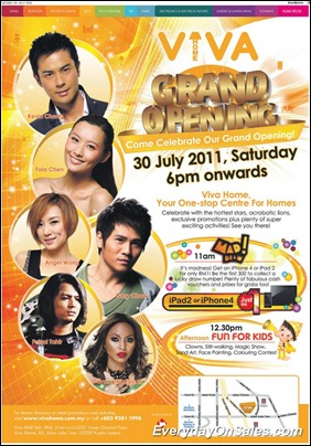 Viva-Home-Grand-Opening-2011-EverydayOnSales-Warehouse-Sale-Promotion-Deal-Discount