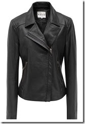 Reiss Palermo Leather Jacket
