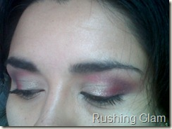 Red eyeshadow try (2)