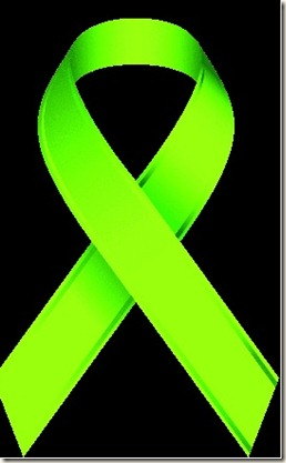 Lymphoma ribbon
