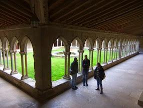 abadía benedictina de Saint Hilaire