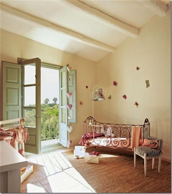case e interni - casa campagna -  stile country -Spagna (8)