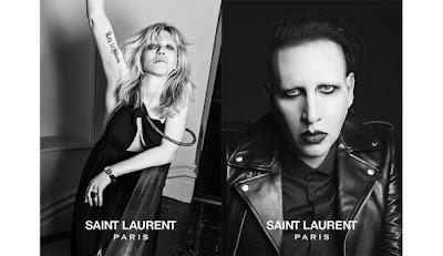 St-Laurent ajoute Courtney Love comme égérie!