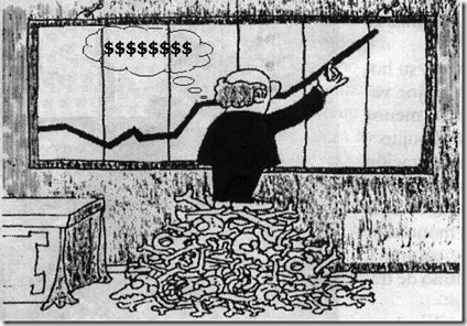 Capitalismo - muerte