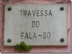 Travessa do fala-so - oclarinet. blogspot.com - Jan 2013