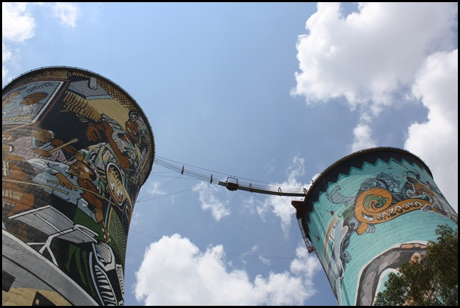 Orlando Towers, Johannesburg
