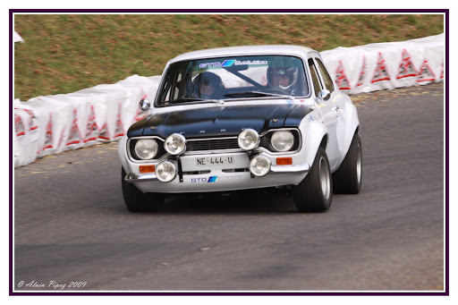 Ford Escort RS 1600 Mk1 1972