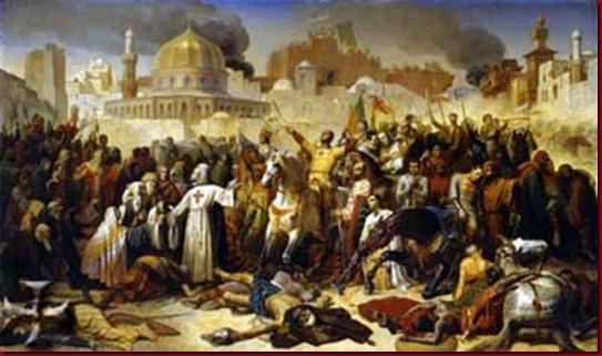 Kejamnya perang salib