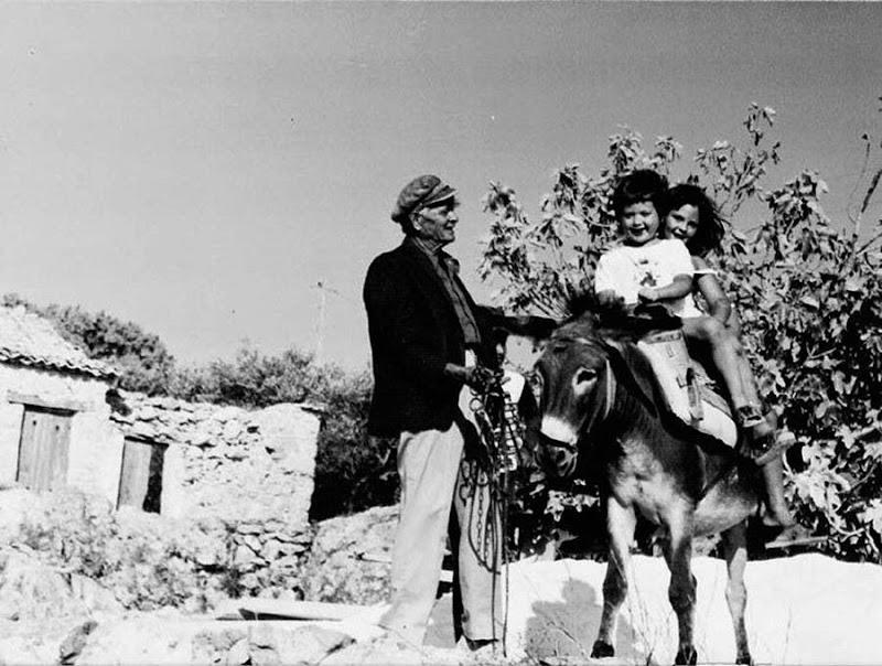 Η φωτογραφία της ημέρας: Βασιλικάδες, Κεφαλονιά, 1983