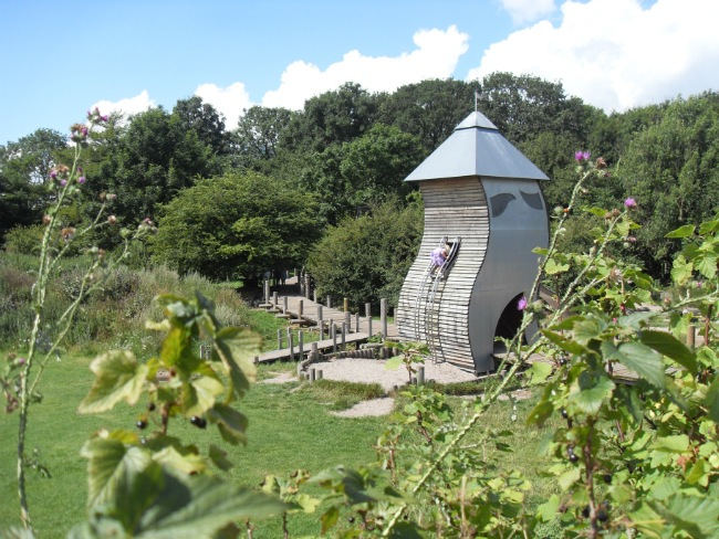 naturlegepladsen i Valbyparken