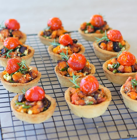 Vegetable Tarts by Baking Makes Things Better (3)