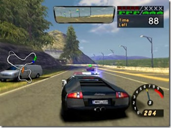 PC GAME NFS pursuit 2 filetoshared