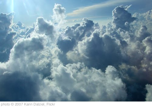 'Clouds' photo (c) 2007, Karin Dalziel - license: http://creativecommons.org/licenses/by/2.0/