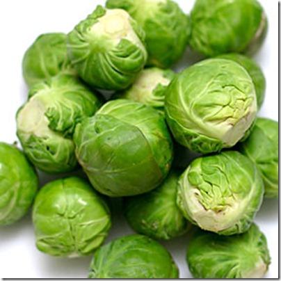 16 菜膽 - Choi Dum - Brussels Sprout