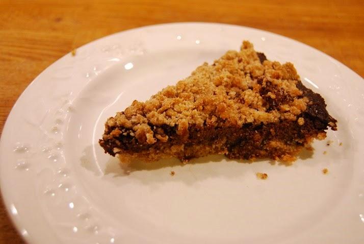 DSC_3066  torta sbriciolosa a l tofu e cioccolato