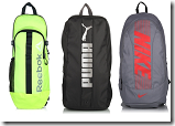 Jabong Backpacks offer:Upto 40% + Extra 40% OFF on Adidas, Reebok, Puma, American Tourister, Nike