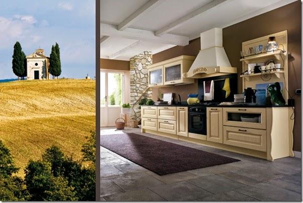 arredamento - cucine classiche - campagna - crema - Canova-crema