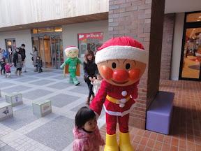 仙台アンパンマンミュージアム!