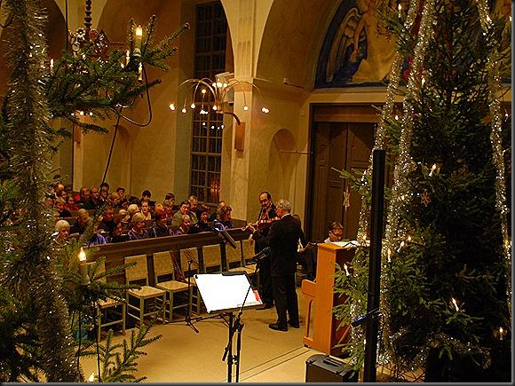 kauneimmat joululaulut  Noormarkun kirkko 053