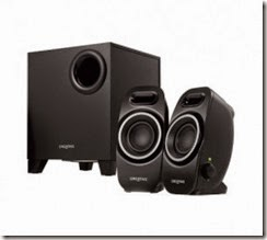 Snapdeal : Buy Creative SBS A355 2.1 Speaker System at Rs. 2050 only