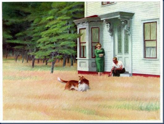 Tarde en Cape Cod 1939