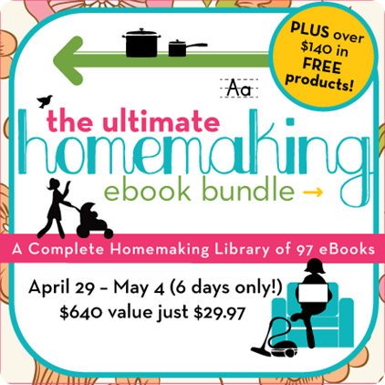 homemaking ebook