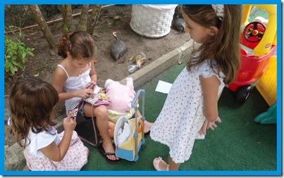 Cafe da manhã Infantil 5 para Rosa3