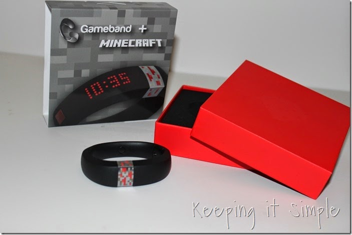 #ad Minecraft-gameband #GameontheGo (1)