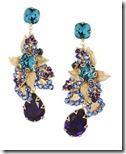 Bijoux Heart Stargazer Earrings
