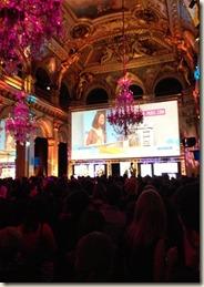 Cérémonie des GBA2012 à la mairie de Paris