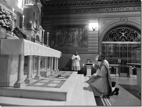 Missa Tridentina 10 anos 100