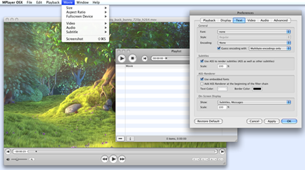 MPlayer for Mac Download