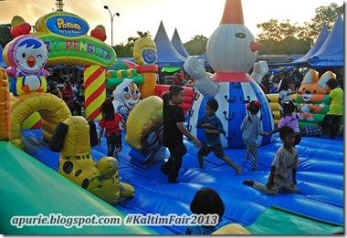 istana balon anak