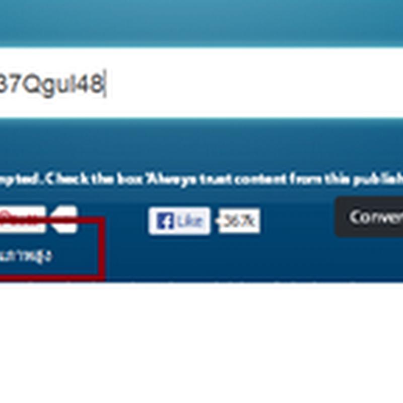 ดาวน์โหลด Video เป็น Mp3 แบบออนไลน์ ง่ายและฟรี