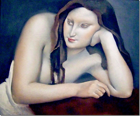 Josep de Togores i Llach -Busto de mujer - 1923