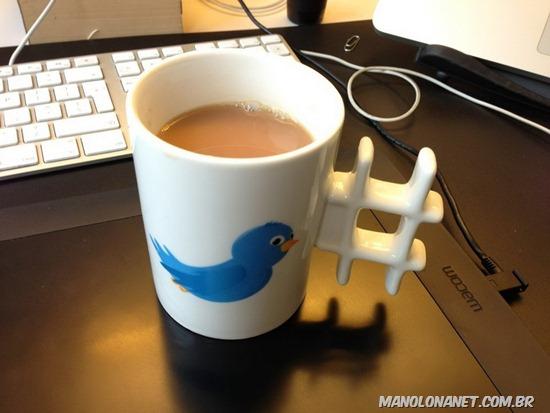 caneca twitter