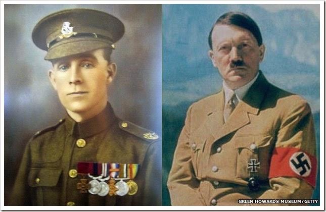 Tandey e Hitler