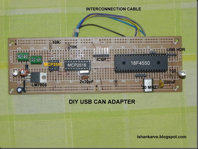 USB Can Board
