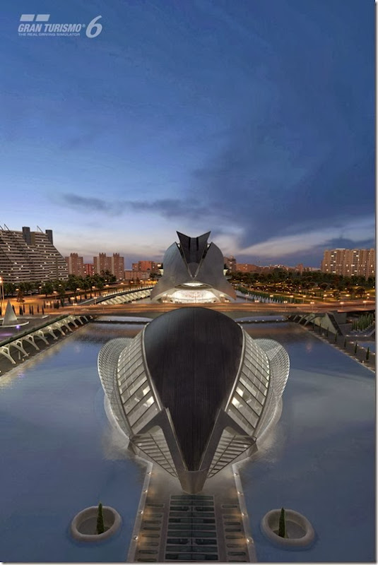 Valencia, Cidade das Artes e das Ciências (3)