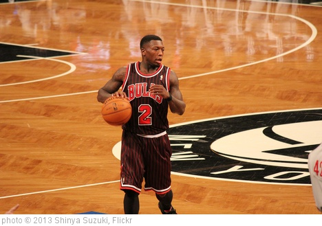 'Nate Robinson' photo (c) 2013, Shinya Suzuki - license: http://creativecommons.org/licenses/by-nd/2.0/