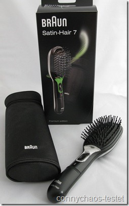 Braun Satin Hair Brush 7 Inhalt