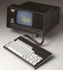 m21 Olivetti 1983 portatile