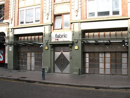 Fabric_Club_Farringdon_London